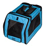 Pet Gear Signature Pet Car Seat and Carrier for Cats and Dogs up to 20-Pounds Aqua
