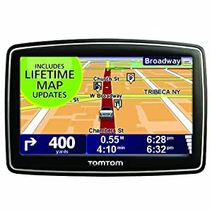 TomTom XXL 540M 5-Inch Widescreen Portable GPS Navigator (Lifetime Maps Edition) (Discontinued by Manufacturer)