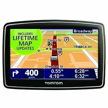 TomTom XXL 540 M - Navegador GPS (LCD, 2D, 3D, 480 x 272 Pixeles, 16:9, US, Canada, Mexico): Amazon.es: Electrónica