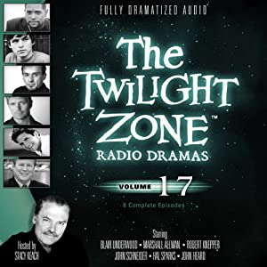 The Twilight Zone Radio Dramas, Volume 17 Radio/TV Program