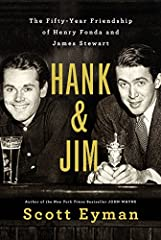 New York Times bestselling author Scott Eyman tells the story of the remarkable friendship of two Hollywood legends who, though different in many ways, maintained a close friendship that endured all of life's twists and turns.Henry Fonda and ...