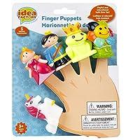 Idea Factory Finger Puppets