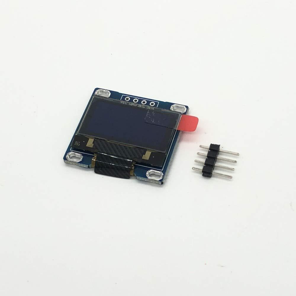 Impresora 3D - Módulo de pantalla OLED IIC I2C de 4 pines de 0,96 ...