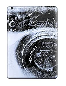 High Impact Dirt/shock Proof Case Cover For Ipad Air (zenit Camera In Ice)