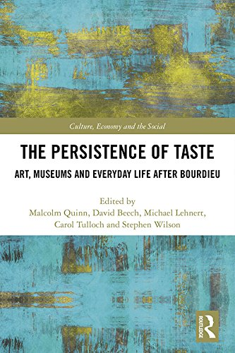 The Persistence of Taste: Art, Museums and Everyday Life After Bourdieu (CRESC)
