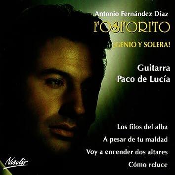 Genio Y Solera: Antonio Fernandez Fosforito: Amazon.es: Música