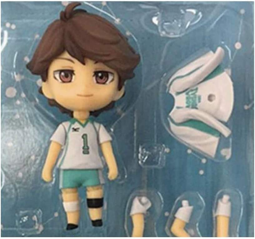 Haikyuu Toru Oikawa PVC Figure About 4 Inches