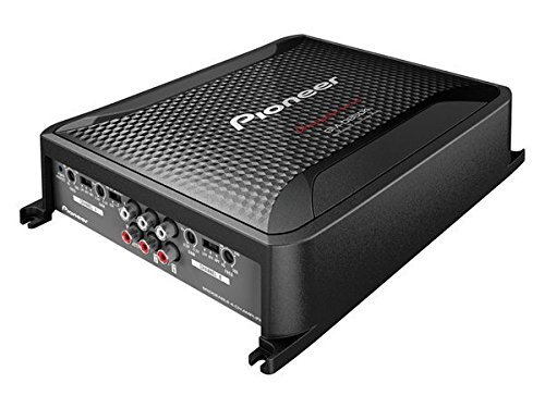Pioneer GM-D8604 Class FD 4-Channel Bridgeable Amplifier (Certified Refurbished)