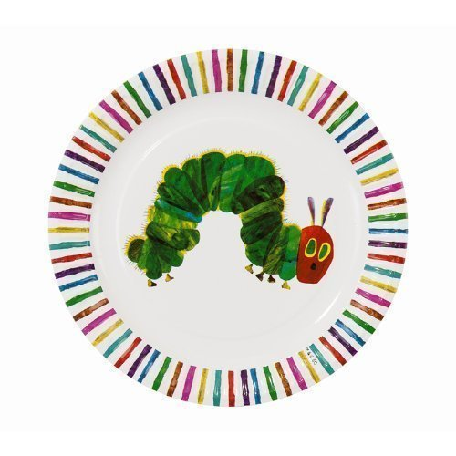 Hungry Caterpillar Party Plates - Great For Children's Parties And Baby -