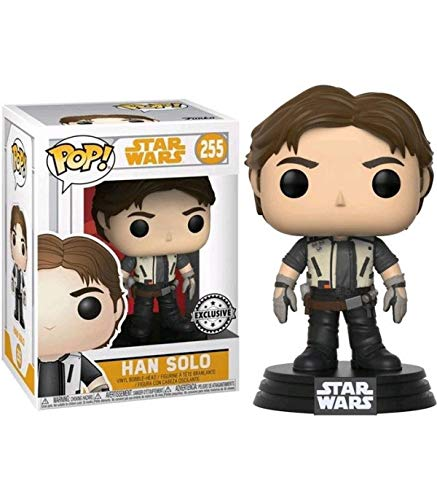 Funko - Figura de Star Wars-Han Solo Exclusive, Multicolor, 2