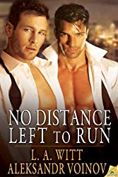No Distance Left to Run (The Distance Between Us Book 4)