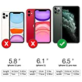 """FYY Case for iPhone 11 Pro Max 6.5"""", Luxury"""