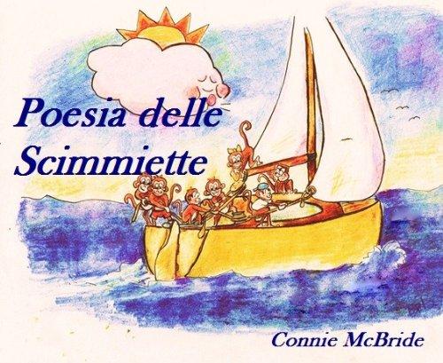 Poesia delle Scimmiette (Italian Edition)