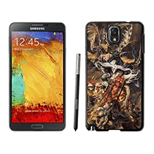 Beautiful And Unique Designed With Undead Demon Skeletons Soldiers Battle Horses For Samsung Galaxy Note 3 N900A N900V N900P N900T Phone Case
