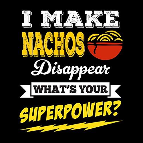 Superpower Coto7 Nachos Whats Black Your Make I Disappear Sweatshirt Women's wfqx1TY