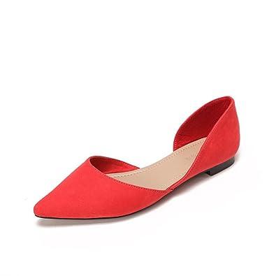 Talon Escarpin Chaussure Pointu Basses Petit Femme Bout Yf7y6gvb