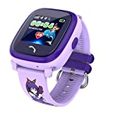 Best Sleep Tracking Devices - Lemumu Waterproof DF25 Children's Smartwatches GPS Signal Positioning Review