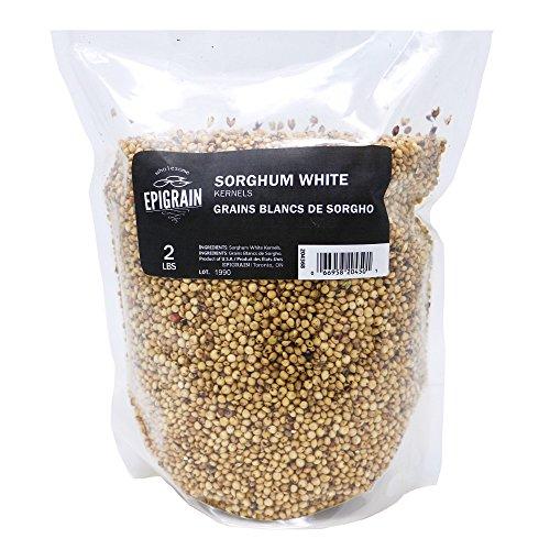 Sorghum White Kernels 2Lbs by Epigrain