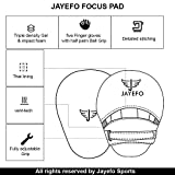 Jayefo Glorious Boxing Focus Mitts Pads Speed