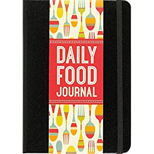 Daily Food Journal (with removable cover band)