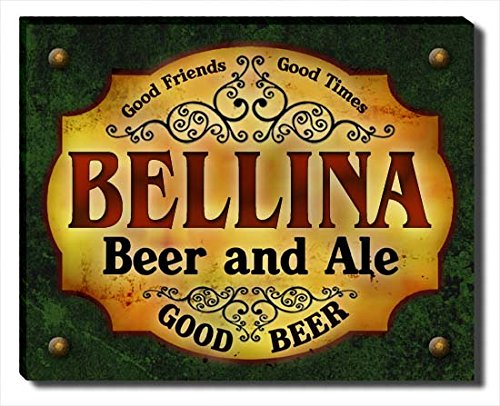 ZuWEE Bellina Family Beer and Ale Gallery Wrapped Canvas Print