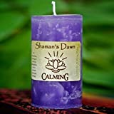 Shaman's Dawn Calming Candle Relaxation, Wicca, Aromatherapy, Pagan Sold By Sacred Tiger