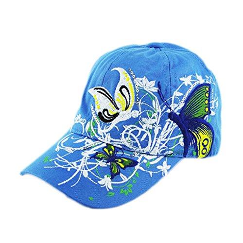 Baseball Hat,Haoricu 2017 New Women Embroidered Baseball Cap Summer Style Lady Fashion Hats - Styles Woman