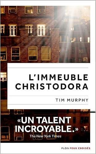 Tim Murphy (Rentrée Littérature 2017) – L'Immeuble Christodora