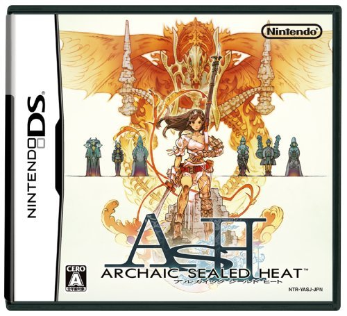 Ash: Archaic Sealed Heat [Japan Import] by Nintendo