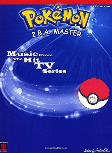 Read Online Pokemon - 2.B.A. Master (Piano-Fun!) pdf epub