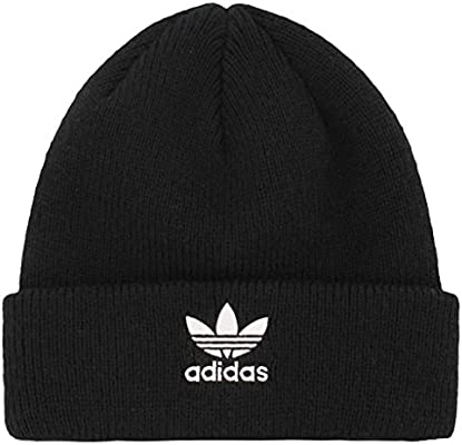 70e4038223a Amazon.com  adidas Boys   Youth Originals Trefoil Beanie