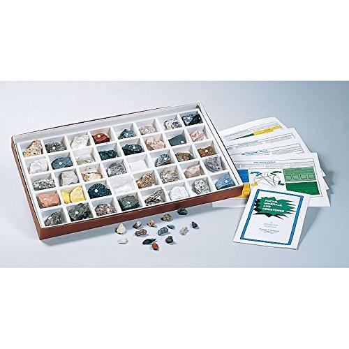 American Education Washington Rock Collection School Set, Set of 40