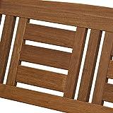 Furinno FG16409SC Tioman Hardwood Hanging Porch