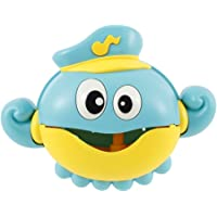 Baby Bubble Bath Toy, Let Baby Love Bathing, Automatic Music Nursery Bubble Machine, Octopus Bath Toy Fun Bubble Blowing…