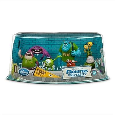 Disney Pixar Monsters University Figurine Playset