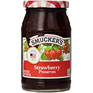 Smucker's Preserves Strawberry, 18 oz