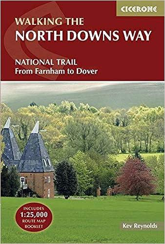 North Downs Way Guidebook (Cicerone)