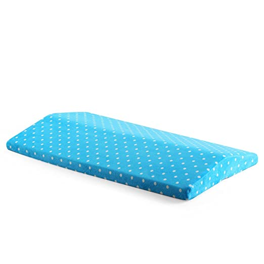 EFRC Funda de almohada lumbar cama embarazadas cojines ...