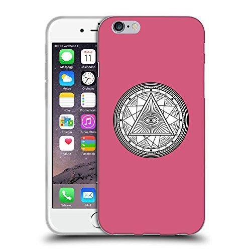 GoGoMobile Coque de Protection TPU Silicone Case pour // Q09690614 Mystique occulte 18 Rougir // Apple iPhone 7