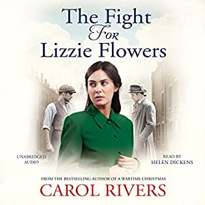 The Fight for Lizzie Flowers Audiobook