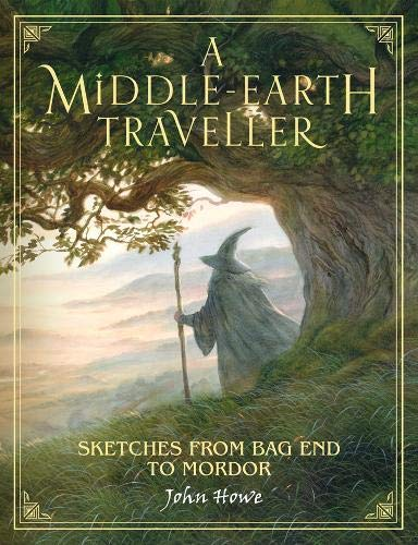 The Of Sketch Lord Rings - A Middle-earth Traveller