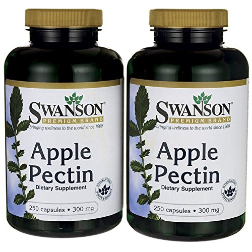 - Swanson Apple Pectin 300 mg 500 Caps