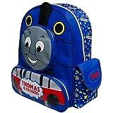 Hongyu Thomas & Friends The Tank Train Cartoon School Bag, Blue, 32cm by 27cm