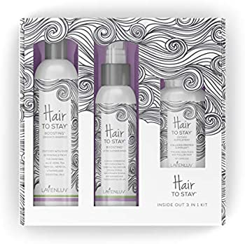 3-Piece Lavenluv Hair to Stay Hair Care Set