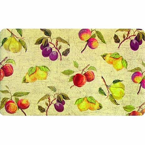 Apache Mills Cushion Comfort Mat, Fruit Of The Spirit Kitchen Mat, 18 Inch