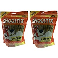 Choostix Chicken Dog Treat, 450g (Pack of 2)