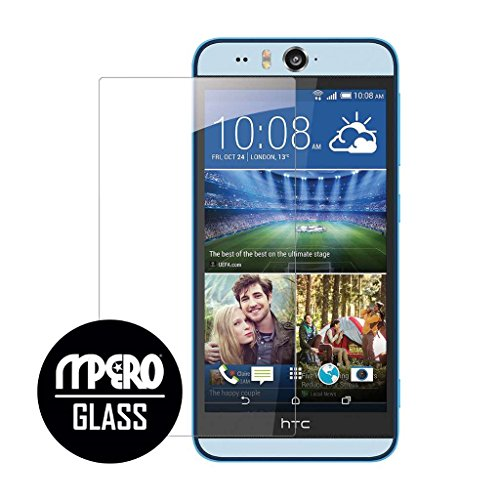 Tempered Glass Clear Screen Protector for Htc Desire Eye - 6