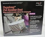 Solvit Tagalong Booster Seat – Standard, My Pet Supplies