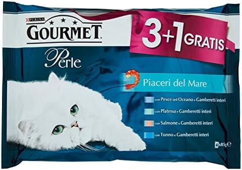 Gourmet – Perlas Alimento Completo para Gatos Adultos, Piaceri del ...