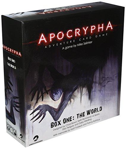 Lone Shark Games Apocrypha - Game Card Adventure